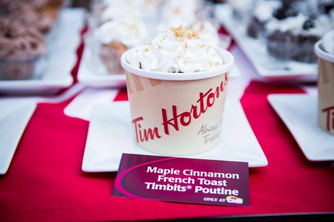 Timbit's Poutine | Courtesy of Canadian National Exhibition