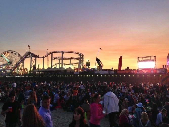 Santa Monica Twilight Concert