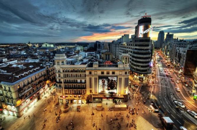 Madrid | © Jose Maria Cuellar/Flickr