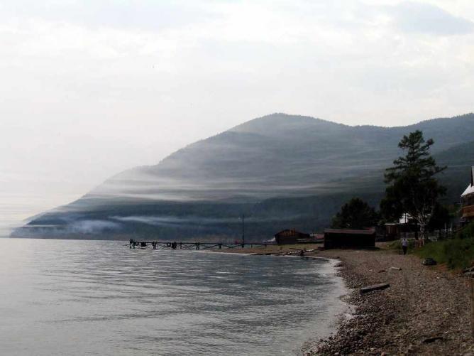 Lake Baikal at Bolshoi Koty © InvictaHOG/WikiCommons