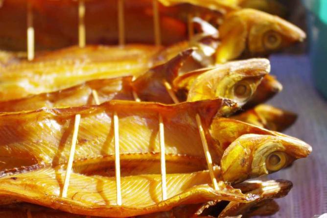 Dried omul © W0zny/WikiCommons