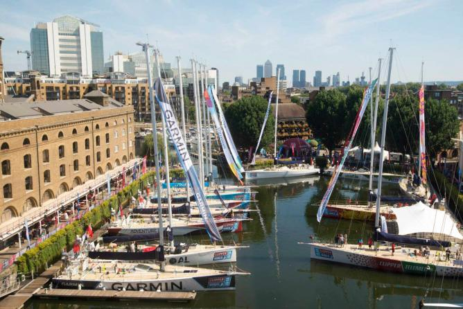 Race Village l © Clipper Round The World Yacht Race