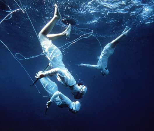 Mikimoto Ama Divers | © Mikimoto London Blog