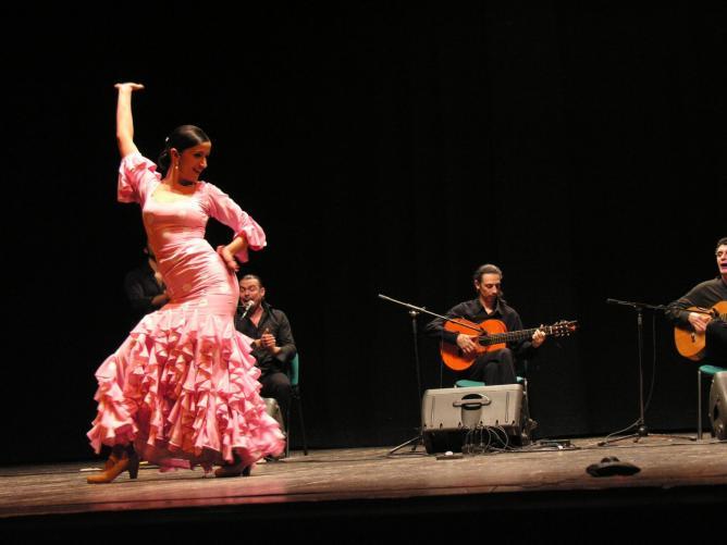 Flamenco | © Andrea Balducci/Flickr