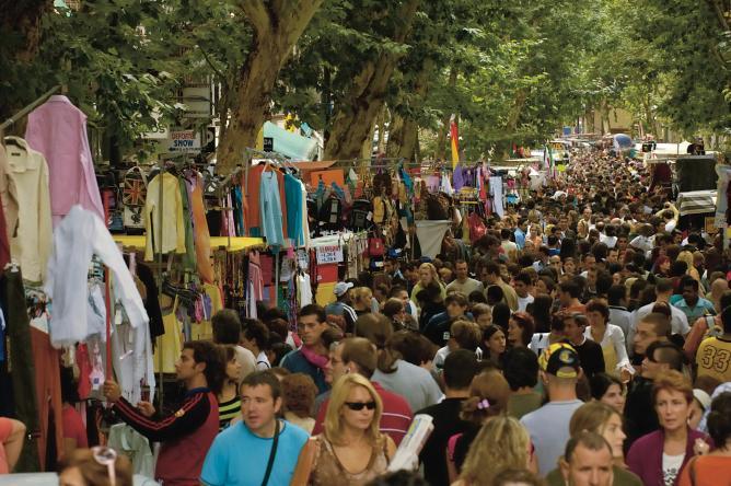 El rastro, flea market | © PromoMadrid/Flickr