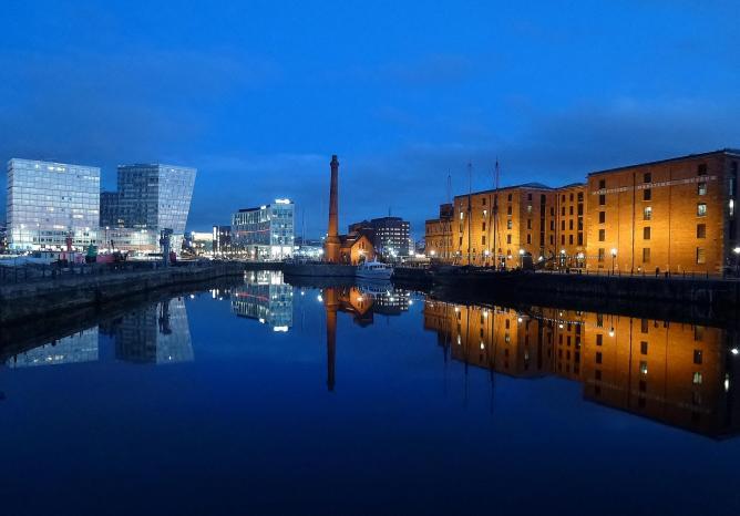 Albert Dock and Canning Half Tide Dock Liverpool   © Radarsmum67/Flickr