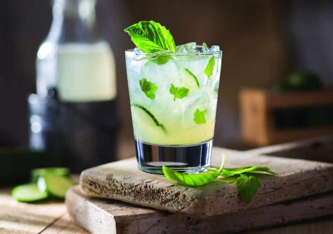 Cucumber Basil Smash | Courtesy of Seasons 52