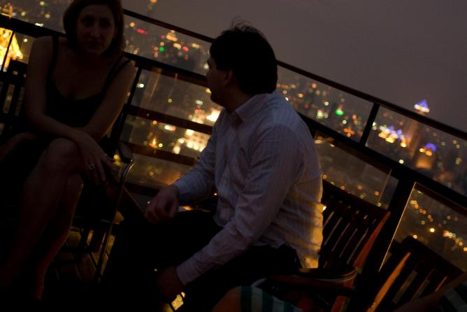 An evening on the rooftop | © Tim Lucas/Flickr