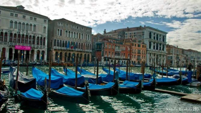 Venice | ©Kosala Bandara/Flickr