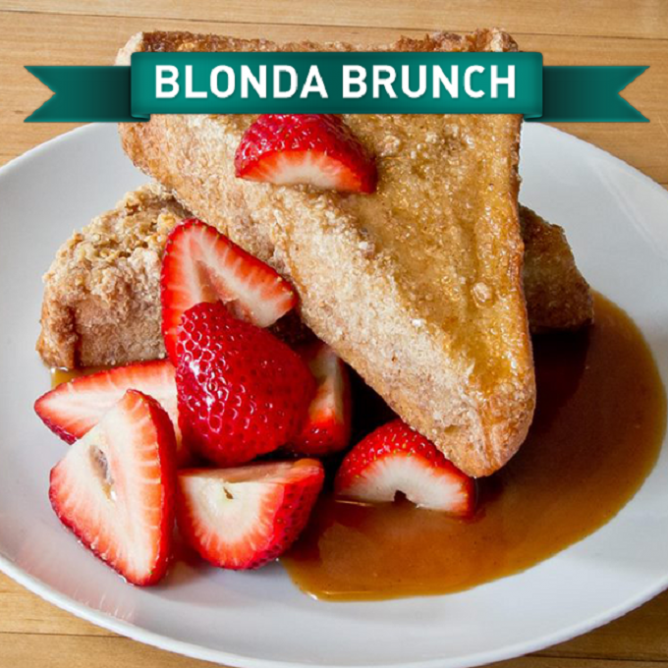 Blonda Brunch | Courtesy of Blonda Condado