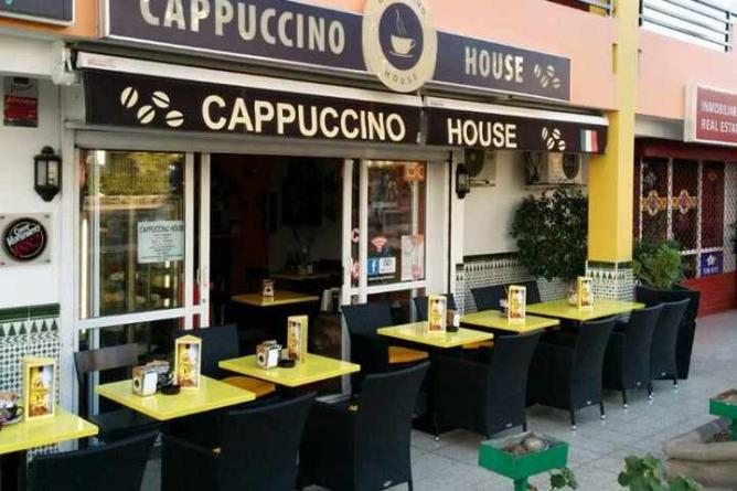Image courtesy of Cappuccino House