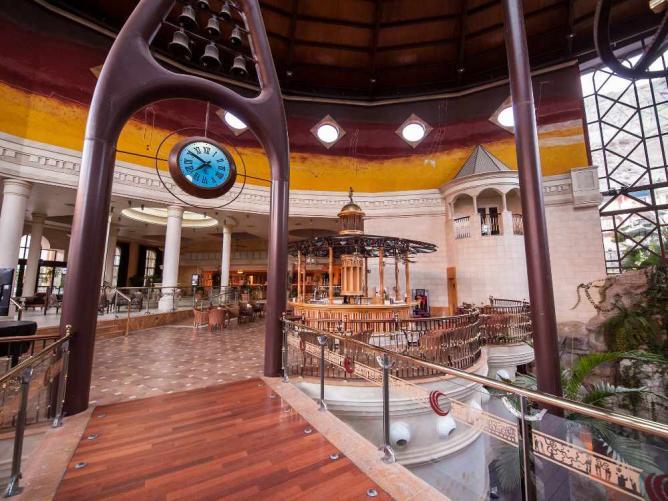 Reception at Hotel Cordial Mogan Playa © William Warby/Flickr
