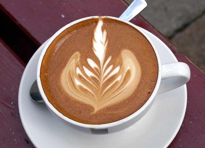 Café au Lait   © Mortefot/WikiCommons