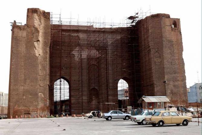 Tabriz Citadel | © ninara/Wikicommons