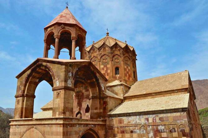 St Stephanos Monastery | © farrokhi/Wikicommons