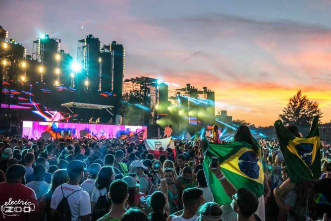 Electric Zoo | Image Courtesy of Electric Zoo