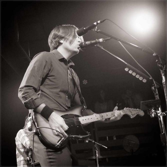 Death Cab for Cutie at The Crocodile, January 20, 2015 | © David Lee/Flickr