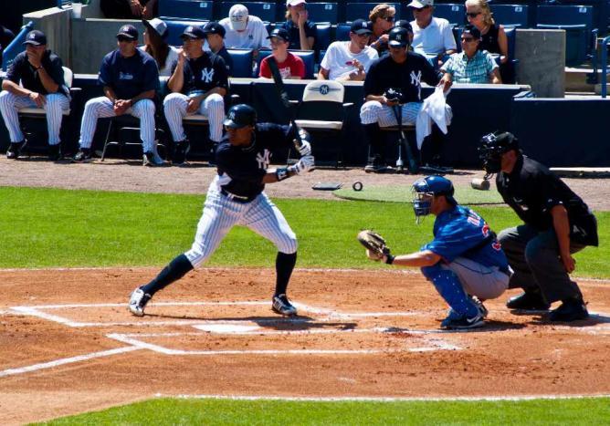 Mets Vs Yankees 4-4-12-4 | © Henry Mestre/Flickr