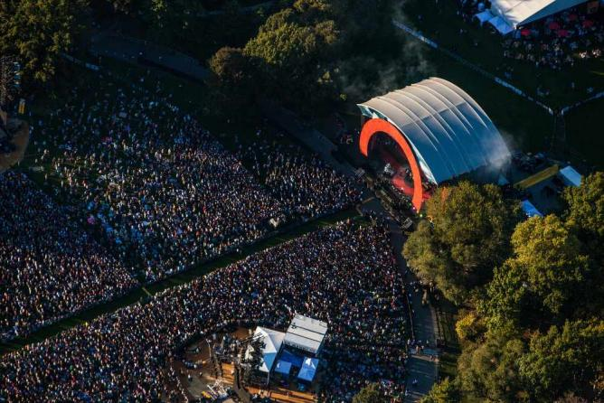Global Citizen Festival in Central Park New York City with NYonAir | © Anthony Quintano/Flickr