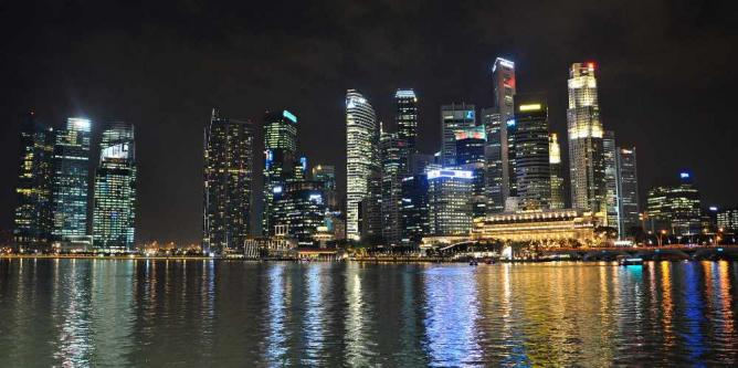 Singapore Marina Bay | © Leong Him Woh/Flickr