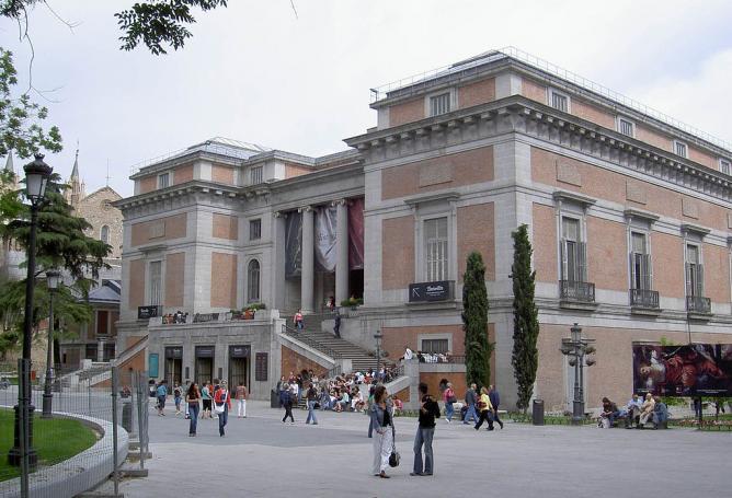 Museo Nacional del Prado | © Larry Wentzel/WikiCommons