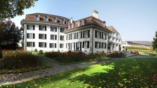 Schloss Hünigen ©Sandstein/Wikicommons