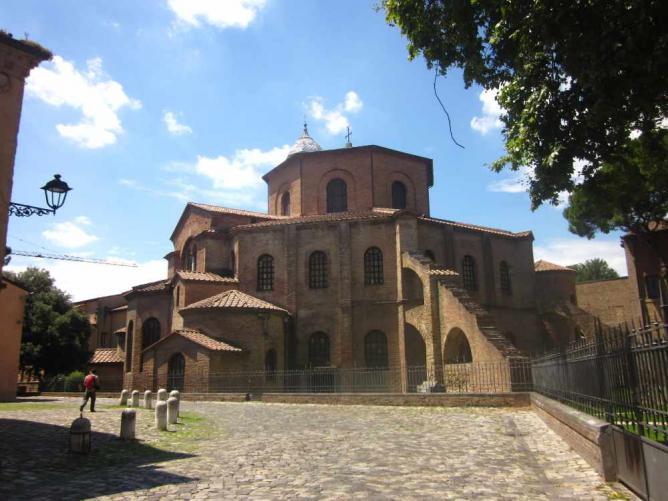 Basilica di San Vitale in Ravenna | © Javier Carmona/Flickr