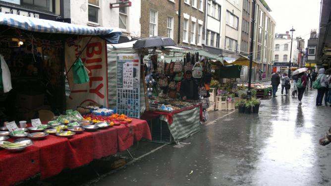 Berwick St Market | © whatleydude/Flickr