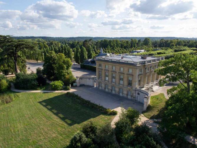 Petit Trianon | Courtesy of Chateau de Versailles