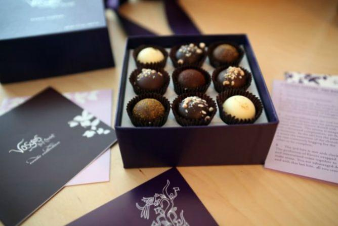 The Top Artisan Chocolate Shops In New York City - Delicious chocolates crafted japanese words texture