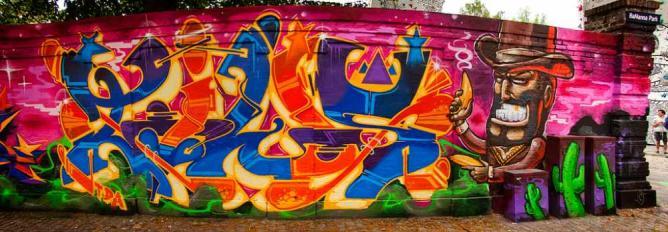 Street art in Nørrebro   © tiws/Flickr