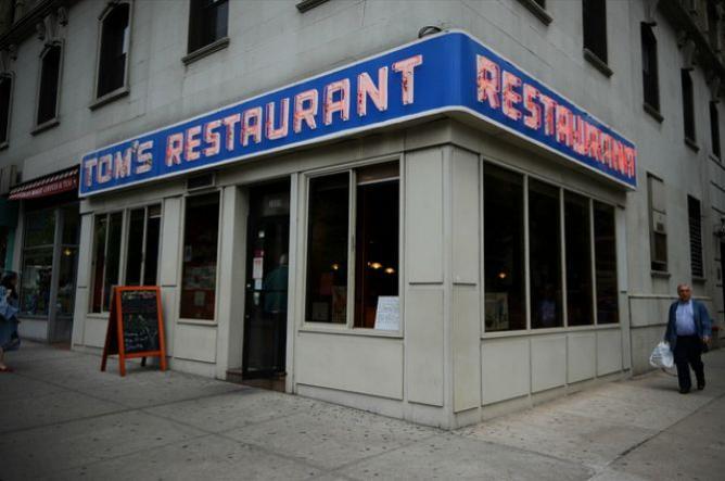 Tom's Restaurant | © Jeff Hitchcock/Flickr