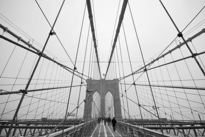 Brooklyn Bridge [Explore] | © Clémente Belleudy/Flickr