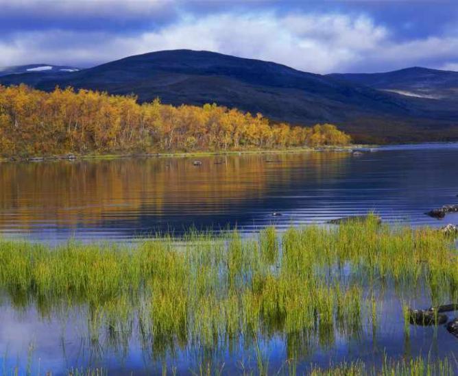 Autumn in Kilpisjärvi | Courtesy of Visit Finland