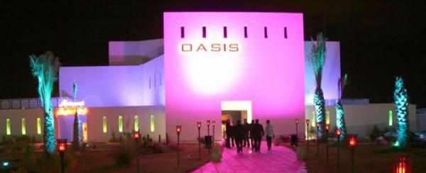Oasis Club, Hammamet