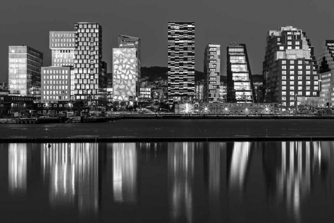 Oslo Skyline | © Tore Bustad/Flickr