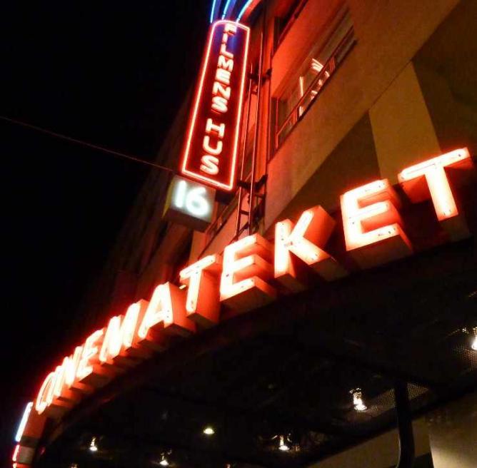 Cinemateket | © Truus, Bob & Jan too!/Flickr