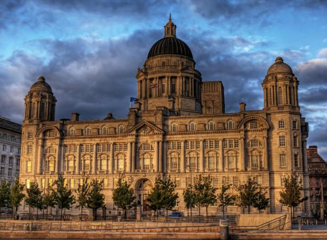Customs House, Liverpool | © Neil Howard/Flickr