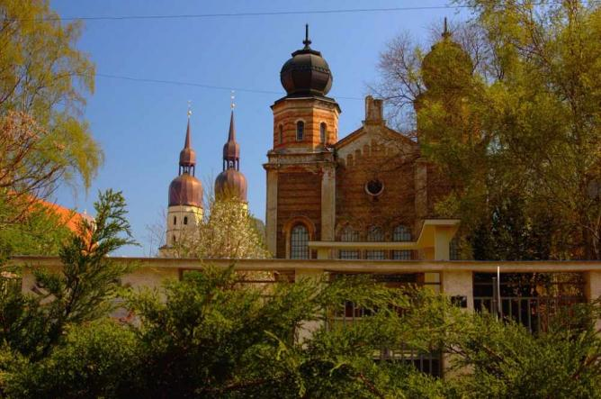 Synagogue in Trnava   © Doronenko/Wikicommons