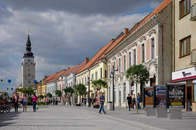 Trnava historical center   © Kurt Bauschardt/Flickr