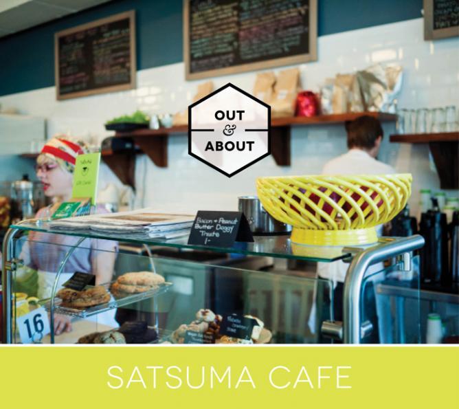 Satsuma Cafe   © Ciera Holzenthal/Flickr
