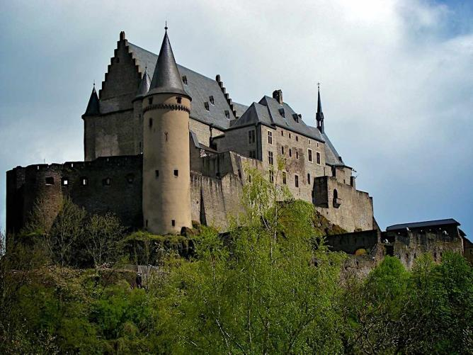 Viand Castle | © PROKristina D.C. Hoeppner/Flickr