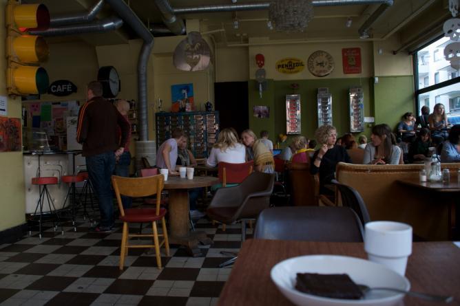 Café String, Stockholm   © Dennis Tang/Flickr