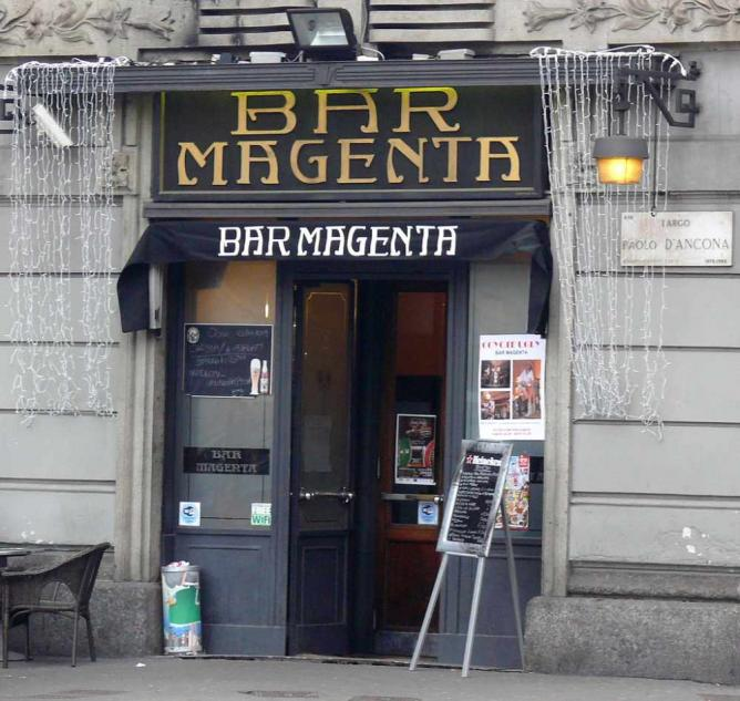 The 10 best bars in corso magenta italy for Best bars milano