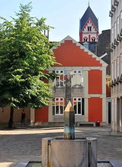 La cour Saint-Antoine | Courtesy of Marc Verpoorten