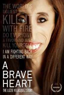 A Brave Heart: The Lizzie Velasquez Story Theatrical Release Poster