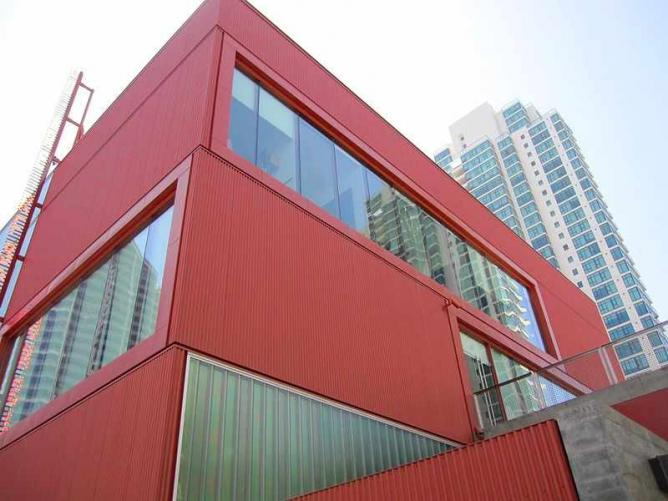 San Diego Downtown Museum of Contemporary Art | © Richard O. Barry/WikiCommons