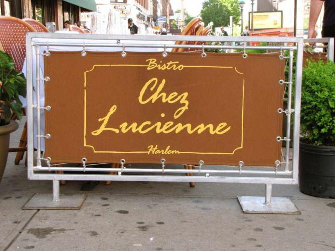 Chez Lucienne Fence | © Meaghan O'Malley/Flickr