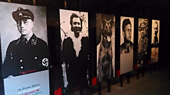 Faces of the German SS include Schmitt's wife, a US citizen who chose a Nazi path   © Rory McInnes-Gibbons
