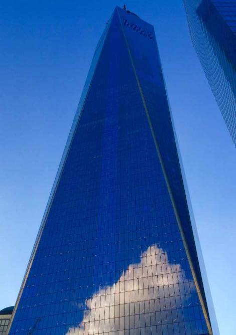 Freedom Tower | © Tucker Johnson
